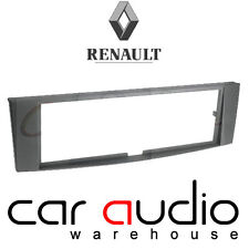 Connects2 CT24RT04 Renault Laguna 2005 On Car Stereo Single Din Fascia Panel