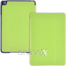 Funda para iPad MINI IMÁN SMART COVER Color VERDE a0839