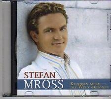 (BM536) Stefan Mross, Kindern Muss Die Welt Geho- DJ CD