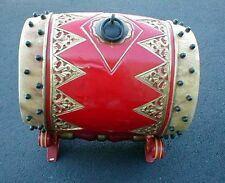 Gamelan Drum Xl Bedhug Java Javanese Superb Quality Indonesia Rare Unique Folk