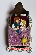 Disney Soda Fountain DSF Tangled Rapunzel Flynn Valentine Envelope Letter LE 400