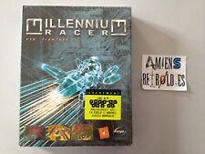 Millenium Racer (Y2K fighter) -NEUF & Emballé- CRYO PC FR Big Box carton Eurobox