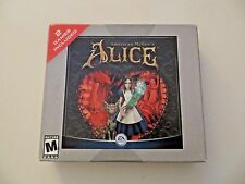 American McGee's Alice and Clive Barker's Undying COMPLETE 2-Pack Bundle PC game