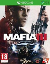 Mafia III 3 & Family Kick-Back DLC Xbox One * NEW SEALED PAL *