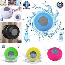 BTS-06  Bluetooth Lautsprecher Wireless wasserdicht Shower USB charging