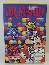 Nintendo NES Dr X Mario OVP - NEU NEW