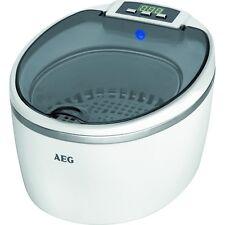 Pulitore ultrasuoni Aeg USR 5659 per orologi gioielli cd lavatrice dvd oro Rotex
