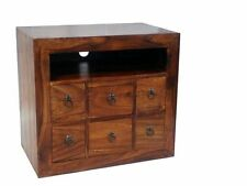 BRAND NEW  GANGA SHEESHAM WOOD  TV UNIT/CABINET   SS2007635