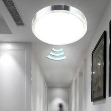 15W Weiß Deckenlampe LED Sensorlampe Leuchte Flurlampe mit Bewegungsmelder Radar