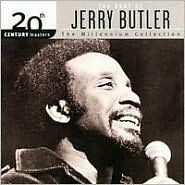 JERRY BUTLER : 20TH CENTURY MASTERS: MILLENNIUM COLL (CD) Sealed