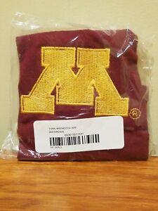 Minnesota Golden Gophers All Star Dogs XXS XX-Small Dog Shirt Tank Burgundy Gold