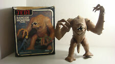 RANCOR MONSTER in BOX! 1983 Star Wars by Kenner Complete