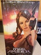 Sideshow Exclusive Lara Croft Tomb Raider Legend Premium Format Statue #80