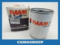 Oil Filter Fiaam For FIAT FT4964 4741272 1902197