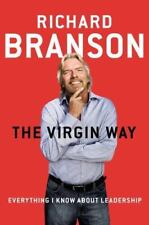 The Virgin Way: Everything I Know About Leadership-ExLibrary