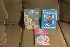 Quilting Books lot of 3