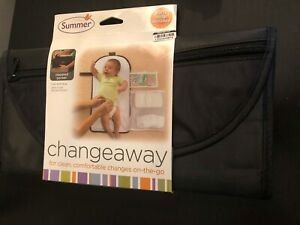 Summer Infant  ChangeAway  Portable Changing Kit  From Birth Up  24 in x 13 in