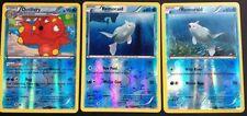Holofoil Rare 2x Quantity Pokémon Individual Cards