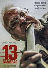 DVD: 13 Cameras, Victor Zarcoff. New Cond.: Brianne Moncrief, Sarah Baldwin, Jim