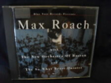 Max Roach – With The New Orchestra Of Boston And The So What Brass Quintet   B