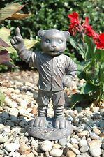 Kentucky Wildcats Mascot Garden Statue