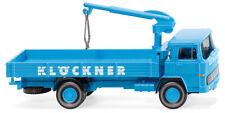 "Camion de Bataille (magirus 100 D7) "" Klöckner "" Wiking 042301 Échelle H0 1 87"