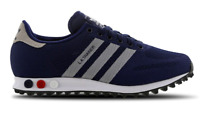 Adidas LA Trainer Weave Mens Shoes Navy Blue-Collegiate Navy-Run White All Sizes
