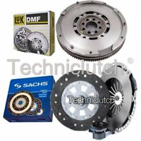 SACHS 3 PART CLUTCH KIT AND LUK DMF FOR BMW 7 SERIES SALOON 728I,IL