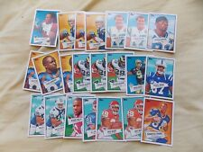 2009 Upper Deck Philadelphia Football Card Lot of 40 Brady