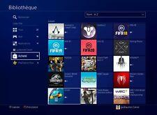 Vend mon compte PSN avec 15 jeux complet + 6 jeux si abonné PSN+
