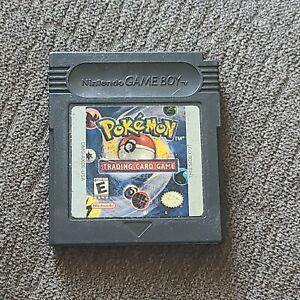 Pokémon Trading Card Game (Nintendo Game Boy Color, 2000)