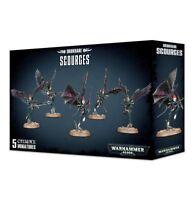 Warhammer 40k Dark Eldar Scourges NIB