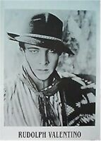 RUDOLPH VALENTINO ~ STRIPES 26x38 MOVIE POSTER Celebrity Icon NEW/ROLLED!