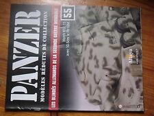 $$ Fascicule Altaya Panzer Blindes allemands de la 2nd GM N°55 Horch Kfz 15 FH18