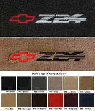 Lloyd Mats Chevrolet Cavalier Bowtie Z24 Velourtex Front Floor Mats (1982-2005)