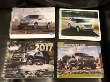 FORD FLEET PREVIEW GUIDE BROCHURE POLICE Car SUV 2015 2016 2017 2018 Explorer