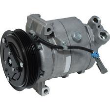 New A/C Compressor Fits: 2010 - 2011 Chevrolet Equinox / GMC Terrain L4 2.4L