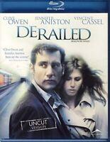 Derailed (Uncut Version) (Bilingual) (Blu-ray) New Blu