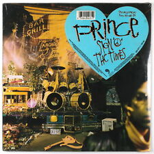 "PRINCE - Sign ""O"" The Times - Double LP German press. Hype Sticker"