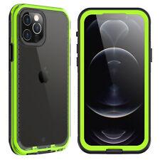 Para Apple iPhone 12 Pro Max Estuche Impermeable a Prueba De Golpes Protector De Pantalla 12 Mini