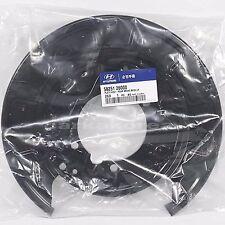 Genuine 5825126000 Brake Back Plate Rear Left LH For HYUNDAI SANTA FE 2000-2003