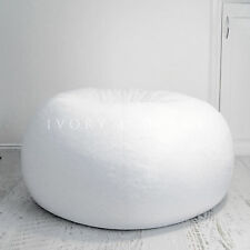 "Large BEAN BAG LINER to suit 104cm (41"") Fur Beanbag Easy Washing Safety Zipper"