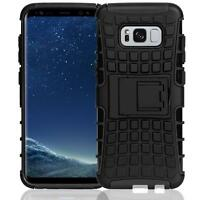 Hülle für Samsung Galaxy S8 Plus Hybrid Schutz Handy Schutz Case Cover Tasche