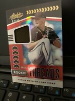 2020 Panini Absolute Adrian Morejon #/99 Rookie Threads Jersey⚾️San Diego Padres