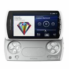Sony Ericsson XPERIA PLAY R800i Smart Phone White 1GB 5MP Cheap Bar