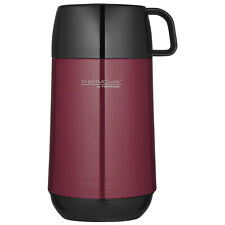 500ml Red Thermos Food Jar Challenger Series Vacuum Insulated Flask Double Wall