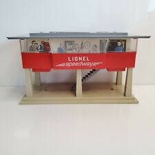 Rare Vintage Lionel Trains 5160 Speedway Official Viewing Stand Racing USA