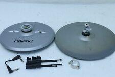 Roland VH-12SV Electronic V Drum Hi Hat V-Cymbal VH12SV for TD 11 13 CY 14 12R/C