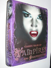 Classic Tales Of Vampires & Shapeshifters Miles Kelly PB young adult illustrated