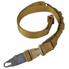 VIPER TACTIQUE 1 POINT Rifle Sling Bungee Libération Rapide Noir airsoft tir